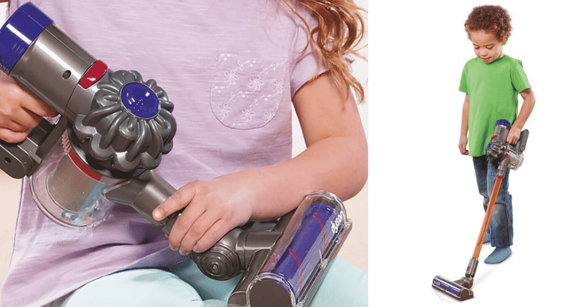 Dyson's £20 working kids' vacuum has hundreds of 5 star reviews